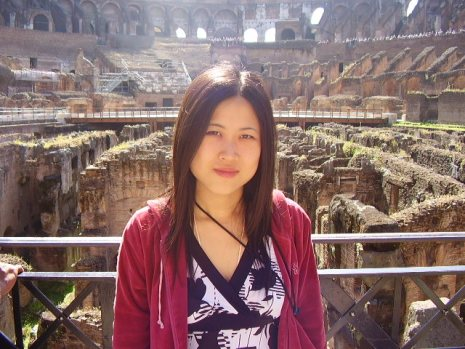 The Coliseum. Basically the largest Amphitheatre ever built.