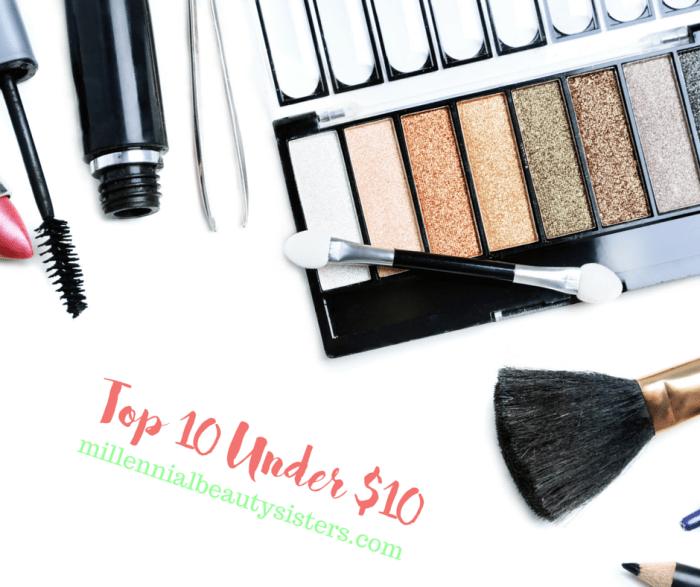 Top 10 Under 10 millennialbeautysisters.com