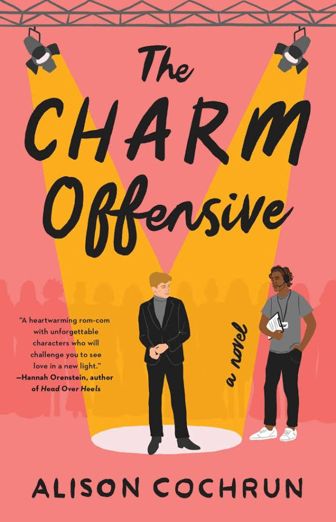front cover of The Charm Offensive.
