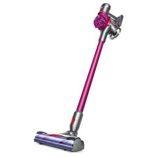 The cord-free dyson that gets dad excited to help around the house! get dad helping with housework