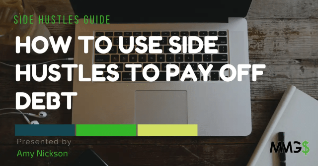 side hustles pay off debt