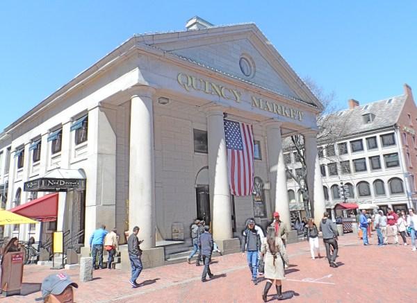 Boston, Market