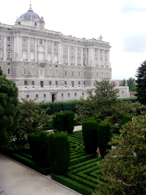 Madrid, Spain, Palace