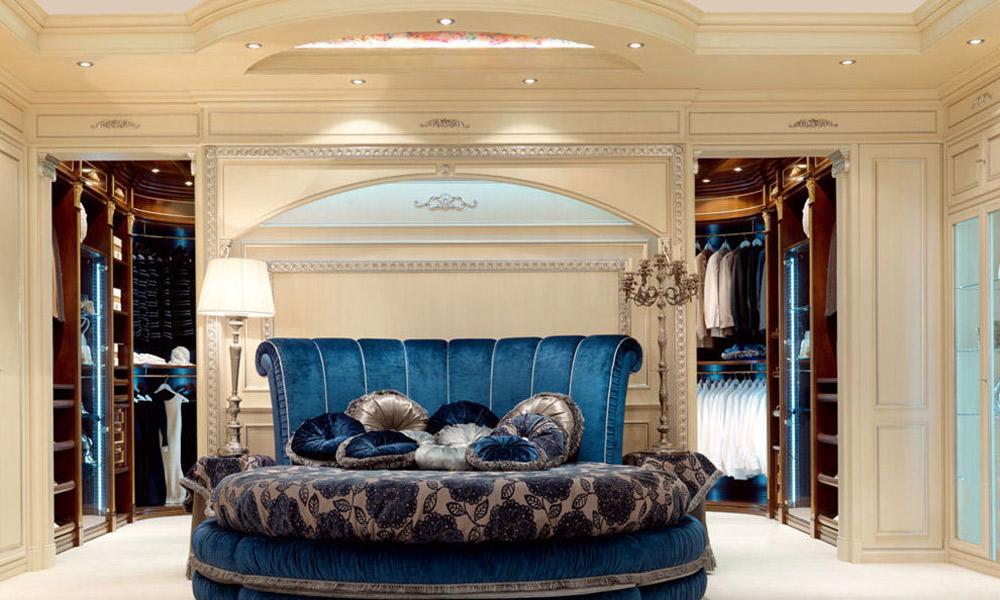Scopri i consigli e le linee guida per arredare la tua camera da letto in perfetto stile classico. Camera Da Letto Stile Classico Millennium Arredamenti