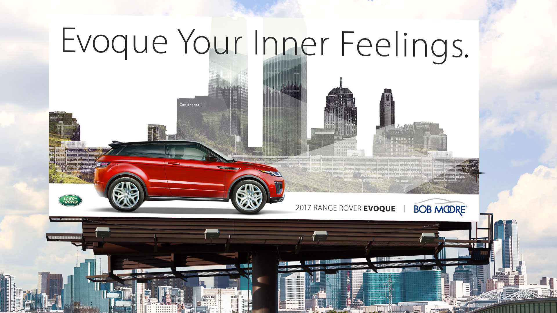 Billboard: Bob Moore Evoque Your Inner Feelings