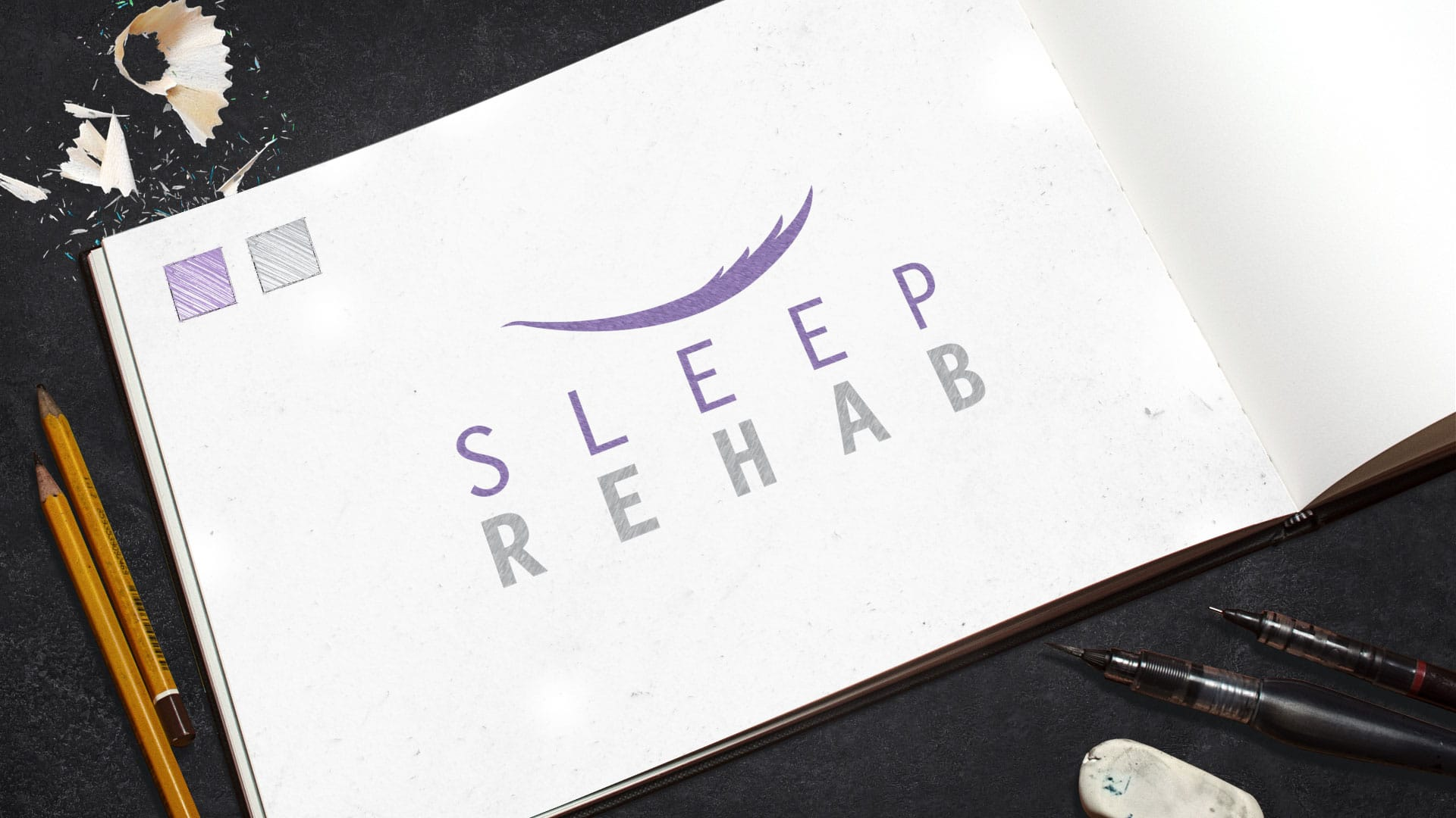 Logo Design: Sleep Rehab