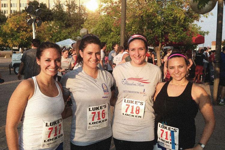 Miller run team