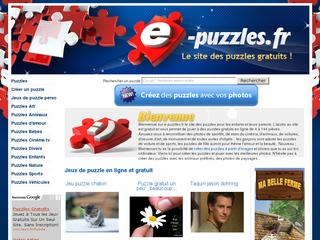 jeu puzzle gratuit en ligne pour enfants et les grands cr er des puzzles avec des photos. Black Bedroom Furniture Sets. Home Design Ideas
