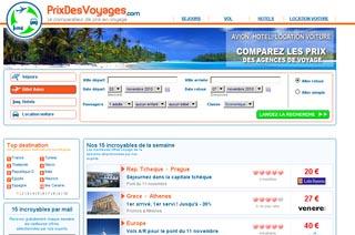 Comparateur de prix de voyage dans le monde hotels for Comparateur hotel paris prix