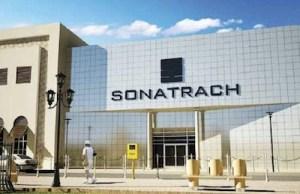 Sonatrach algérie