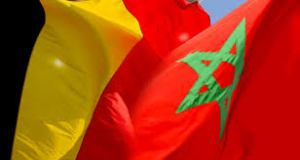 maroc et belgique