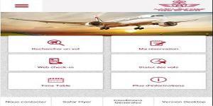 Royal air maroc mobile
