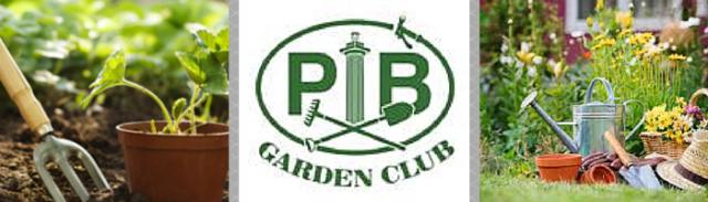 Garden Club Program at Put-in-Bay