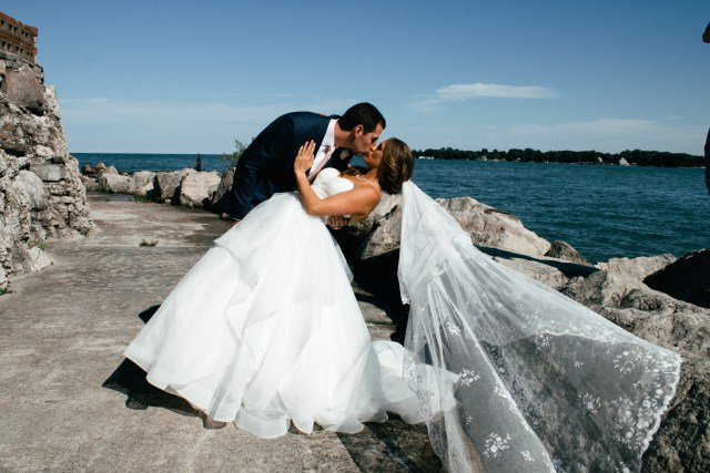 Middle Bass Island Wedding