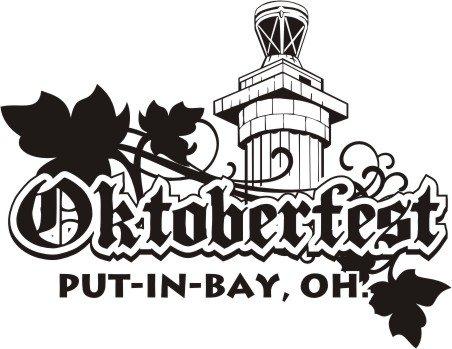 Oktoberfest german festival at Put-in-Bay Ohio