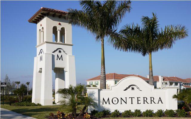 Monterra Entrance
