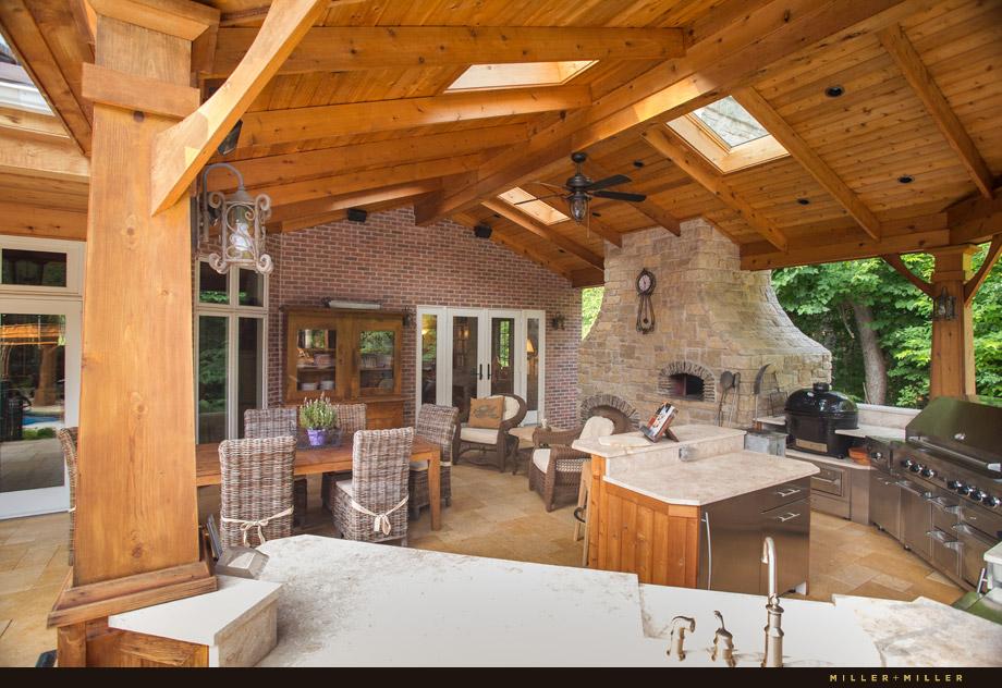 928 Hobson Road Naperville Luxury Custom Home For Sale ... on Luxury Backyard Patios id=12668