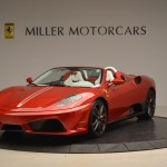 Pre Owned 2009 Ferrari F430 Scuderia 16m For Sale Miller Motorcars Stock 4404