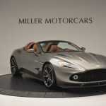 Pre Owned 2018 Aston Martin Zagato Speedster Convertible For Sale 1 550 000 Miller Motorcars Stock 7466c