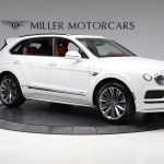 New 2020 Bentley Bentayga Speed For Sale Miller Motorcars Stock B1473