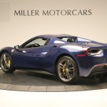 Pre Owned 2018 Ferrari 488 Spider For Sale Miller Motorcars Stock F2017a