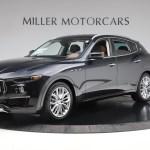 New 2019 Maserati Levante Q4 Granlusso For Sale 89 550 Miller Motorcars Stock M2342