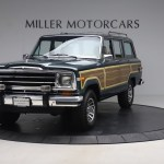 Pre Owned 1991 Jeep Grand Wagoneer For Sale Miller Motorcars Stock 7942