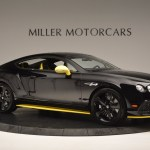New 2017 Bentley Continental Gt Speed Black Edition For Sale Miller Motorcars Stock B1179
