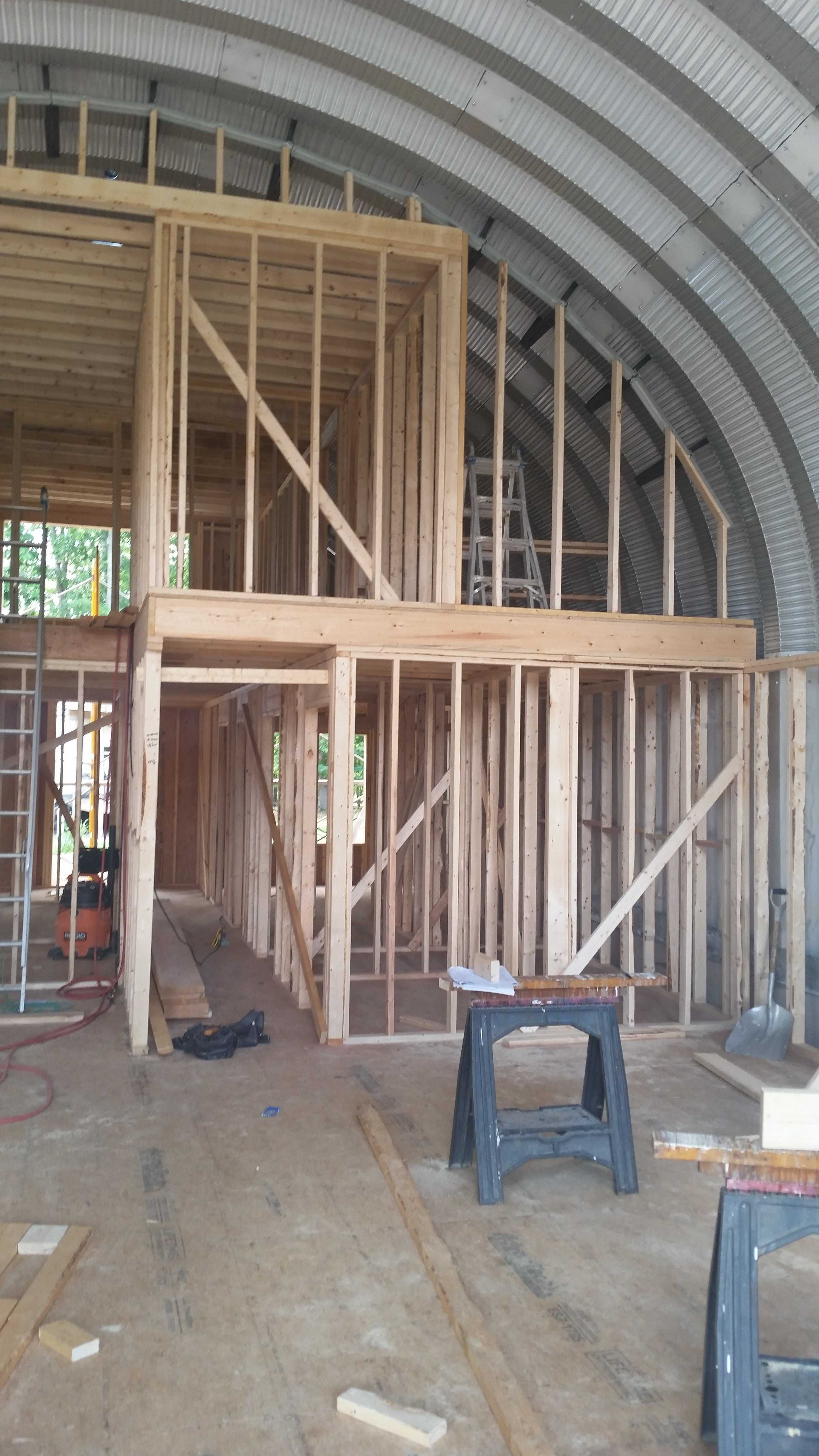 Project Portfolio Quonset Hut Millers Residential
