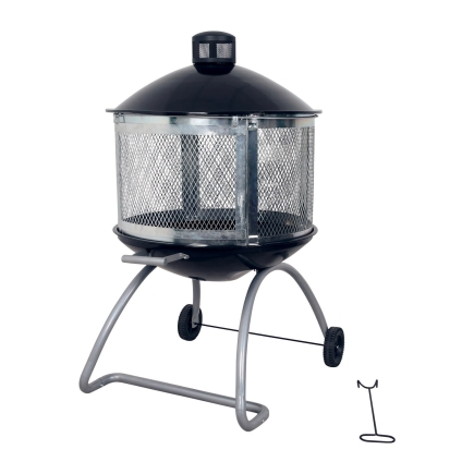 Miller Supply ACE Hardware - Firepits, weber fireplaces ... on Propane Fire Pit Ace Hardware id=38715