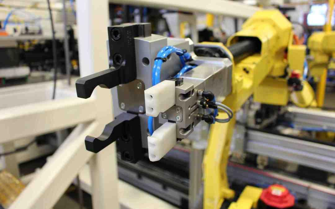 Robot EOA Tooling