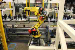 Fanuc Robot Integration