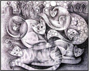keithart - cairo cats s