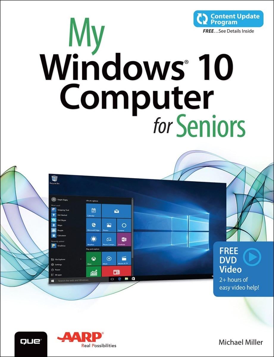 Windows 10 For Dummies Book