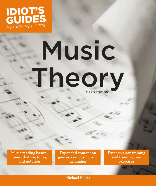 The complete idiot's guide to music composition (complete.