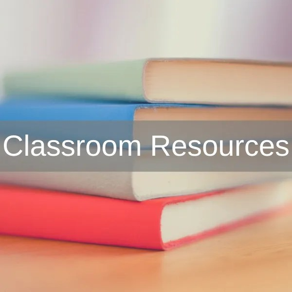 Classroom Resources Larger Text