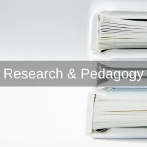 Research & Pedagogy