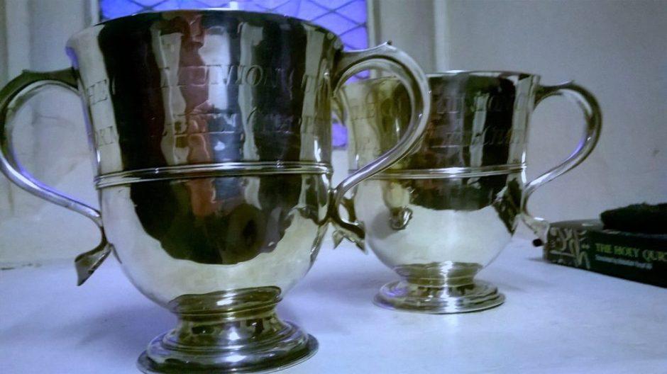 Mill Hill Chapel Communion Cups