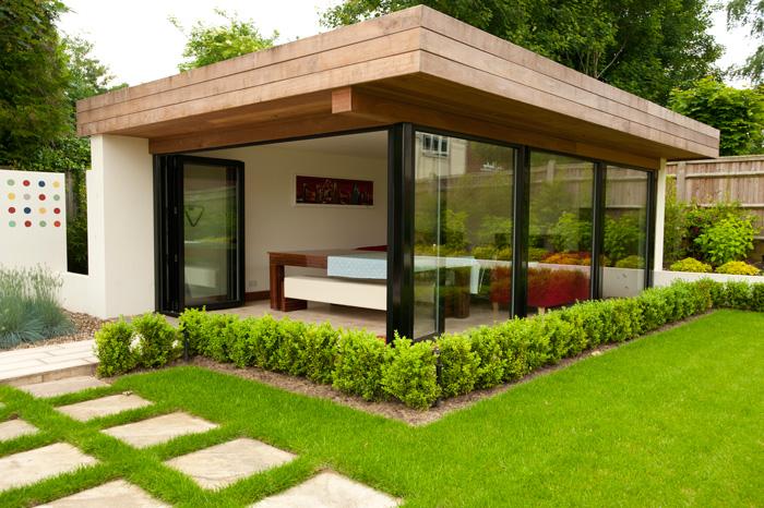 Garden Room Design | Millhouse Landscapes on Backyard Room Ideas id=56626