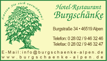 burgschaenke