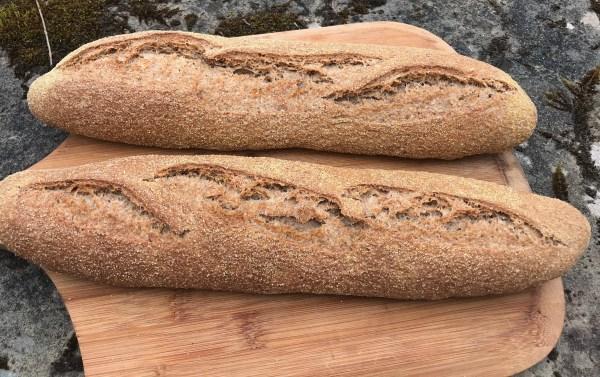Coppice blend baguettes