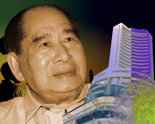 Henry Sy: under fire for his 'corporate greed'.