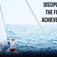 Discipline is the fuel of achievement.