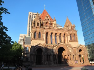 Trinity Church - Boston