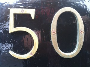 50th blog post