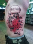 Kool-Aid Tattoo
