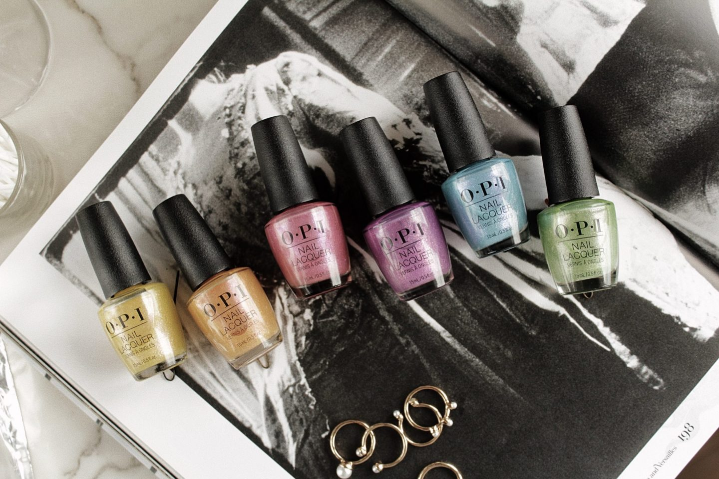 OPI | New Hidden Prism  Collection for Summer 2020