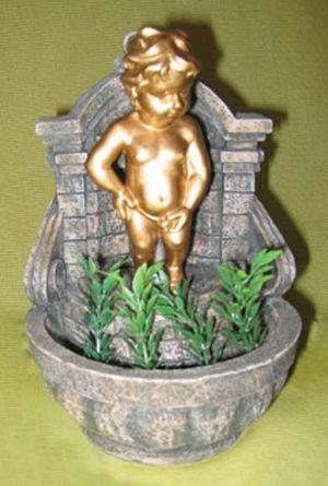 """Настольный фонтан """"Писающий мальчик"""" 7126519 купить в ..."""