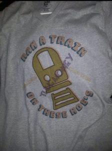 Turnin tricks t-shirt