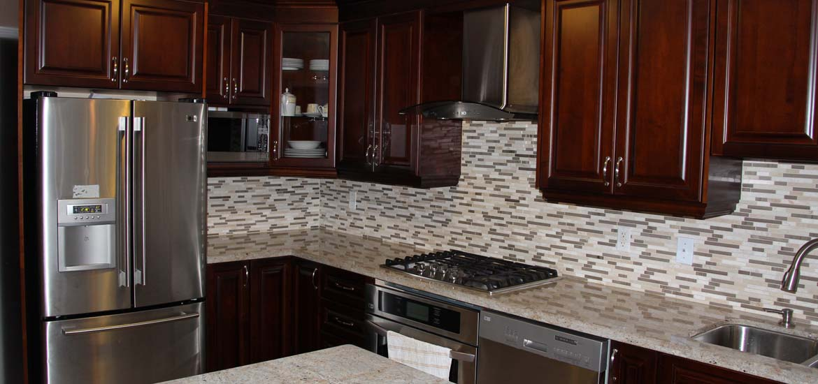 solid wood kitchen cabinets custom renovation in kitchen cabinets mississauga   www redglobalmx org  rh   redglobalmx org